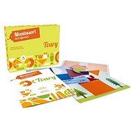 TVARY Montessori Svět objevování - Kniha