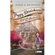 Poppy Borůvková Poprask na Akademii - Kniha