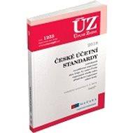 ÚZ 1253 České účetní standardy 2018: podle stavu k 5. 2. 2018
