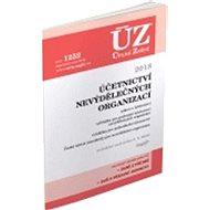 ÚZ 1252 Účetnictví nevýdělečných organizací 2018: podle stavu k 5. 2. 2018