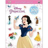 Princezné Samolepková knižka - Kniha