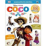 Coco Samolepková knižka - Kniha