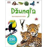 Džungľa Samolepková knižka