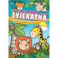Moje obľúbené zvieratká: Hravé aktivity pre deti - Kniha