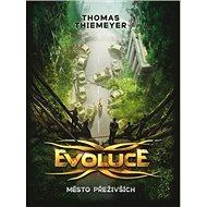 Evoluce: Město přeživších - Kniha