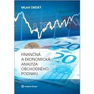 Finančná a ekonomická analýza obchodného podniku - Kniha