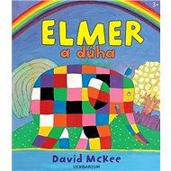 Elmer a dúha - Kniha