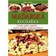 Maďarská kuchařka - Kniha