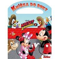 Mickey a závodníci Knížka do ruky - Kniha