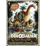 Objevuj s úsměvem Dinosauři - Kniha