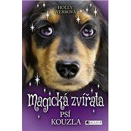 Magická zvířata Psí kouzla - Kniha