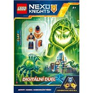 LEGO Nexo Knights Digitální duel - Kniha