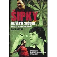 Šipky Největší souboje: Padesát nejlepších zápasů - Kniha