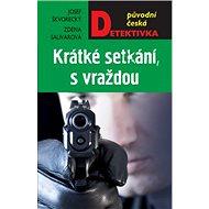 Krátké setkání, s vraždou - Kniha