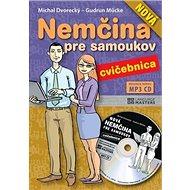 Nová nemčina pre samoukov cvičebnica + CD