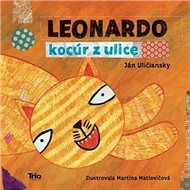Leonardo, kocúr z ulice - Kniha