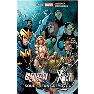 Strážci galaxie New X-Men Soud s Jean Greyovou