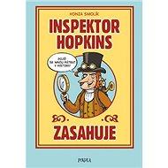 Inspektor Hopkins zasahuje - Kniha