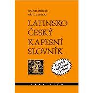 Latinsko-český kapesní slovník - Kniha