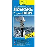 Jizerské hory Lyžařská mapa 1:60 000 - Kniha