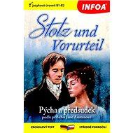Pýcha a předsudek/Stolz und Vorurteil: Zrcadlový text, středně pokročilí - Kniha