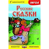 Ruské pohádky/Russkie skazki: Zrcadlový text, středně pokročilí