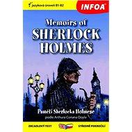 Paměti Sherlocka Holmese/Memoirs of Sherlock Holmes: Zrcadlový text, středně pokročilí - Kniha