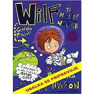 Fredy Největší strašpytel čelí invazi z vesmíru: Největší strašpytel - Kniha