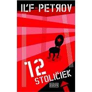 12 stoličiek - Kniha