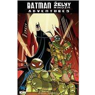 Batman Želvy nindža Adventures - Kniha