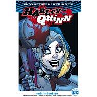 Harley Quinn 1 Umřít s úsměvem - Kniha