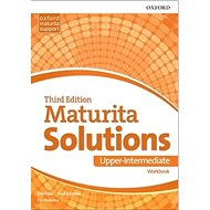 Maturita Solutions Upper-Intermediate: Workbook - Kniha