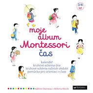 Moje album Montessori Čas - Kniha