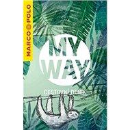 My Way Cestovní deník vzor lenochod - Kniha