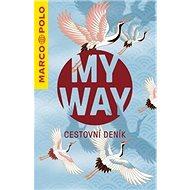 My Way Cestovní deník vzor ptáci - Kniha