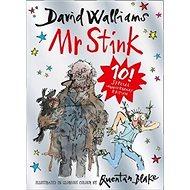 Mr. Stink - Kniha