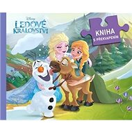 Ledové království Kniha s překvapením - Kniha