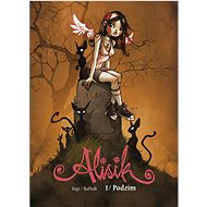 Alisik: Podzim - Kniha