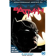 Batman: Kniha 1 Já jsem Gotham - Kniha