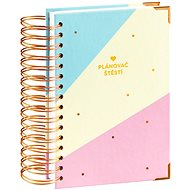 Daily diary Happiness planner in a gift box - Diary