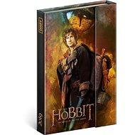 Týdenní magnetický diář Hobbit 2019 - Kniha