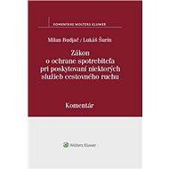Zákon o ochrane spotrebiteľa pri poskytovaní niektorých služieb cestovného ruchu - Kniha