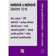 Daňové a mzdové zákony 2018 - Kniha