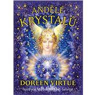 Andělé krystalů: Kniha a 44 karet