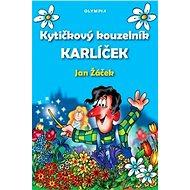 Kytičkový kouzelník Karlíček - Kniha