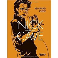Nick Cave Mercy on Me - Kniha