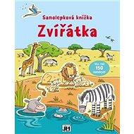 Samolepková knížka Zvířátka - Kniha