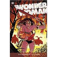 Wonder Woman Vůle - Kniha