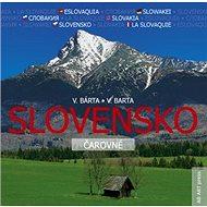 Slovensko čarovné - Kniha