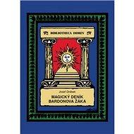 Magický deník Bardonova žáka - Kniha